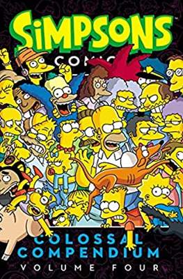 Simpsons Comics Colossal Compendium #4