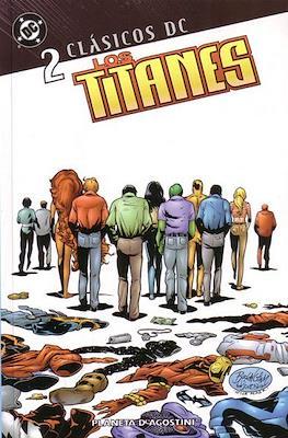 Los Titanes. Clásicos DC (Rústica 224 pp) #2