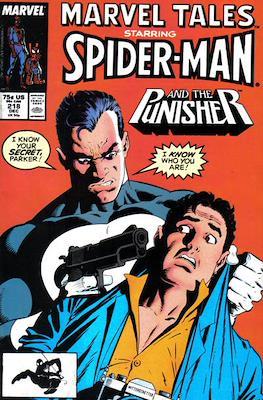 Marvel Tales (Comic Book) #218