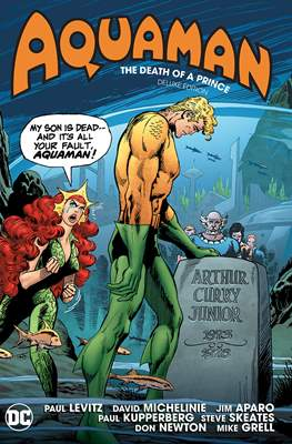 Aquaman - The Death of a Prince
