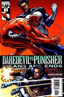 Daredevil vs. Punisher: Means and Ends (Comic-Book) #5