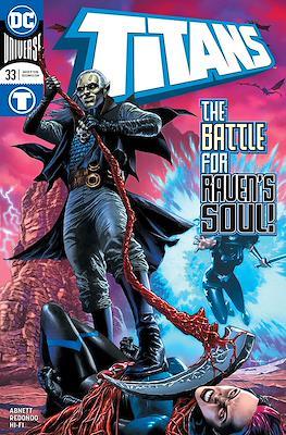 Titans Vol. 3 (2016- 2019) (Comic-book) #33