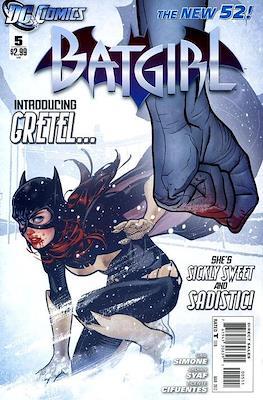 Batgirl Vol. 4 (2011-2016) (Comic-Book) #5
