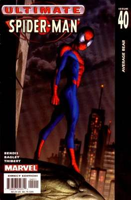 Ultimate Spider-Man (2000-2009; 2011) (Comic-Book) #40