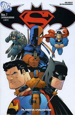 Superman / Batman (2007-2009) (Grapa 24-48 pp) #7