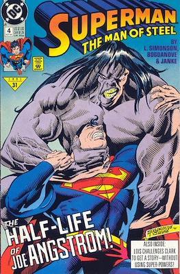 Superman: The Man of Steel #4