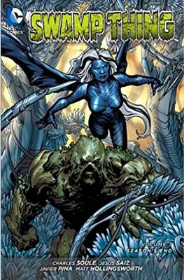Swamp Thing Vol. 5 (2011-2015) (Softcover) #7