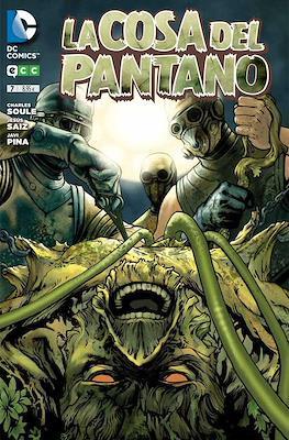 La Cosa del Pantano. Nuevo Universo DC #7
