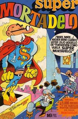 Super Mortadelo / Mortadelo. 2ª etapa