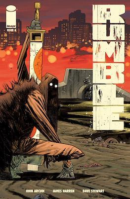 Rumble (Comic-book) #6