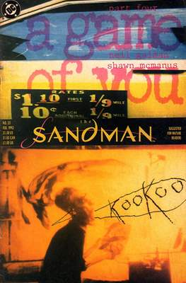 The Sandman (1989-1996) (Comic Book) #35