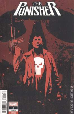 The Punisher (2018- Variant Cover) #3.1