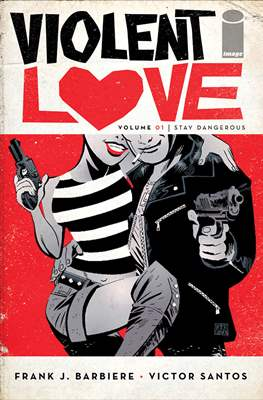 Violent Love (Softcover) #1