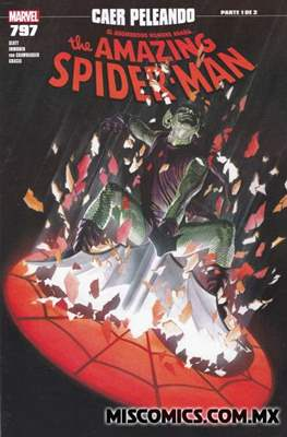 The Amazing Spider-Man (2016-2019) (Grapa) #797-798