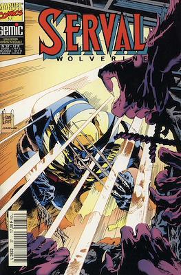 Serval / Wolverine Vol. 1 (Agrafé) #37