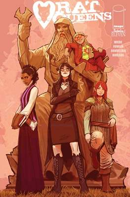 Rat Queens (Comic Book) #11