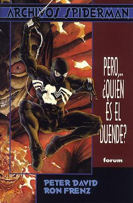 Archivos Spiderman (Rústica con solapas 144-146-196 pp) #3