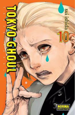 Tokyo Ghoul (Rústica con sobrecubierta) #10