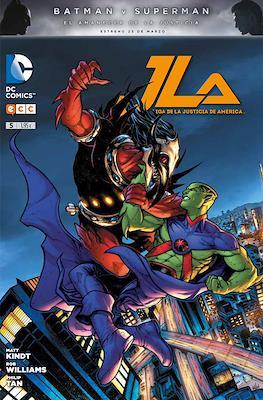 JLA. Liga de la Justicia de América #5