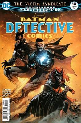 Detective Comics Vol. 1 (1937-2011; 2016-) (Comic Book) #944