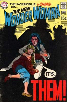 Wonder Woman Vol.1 (Comic Book) #185
