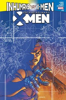 Extraordinary X-Men (Comic-book) #18