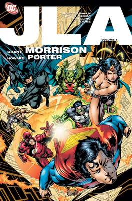 JLA Vol. 1 (1997-2006) The Deluxe Edition