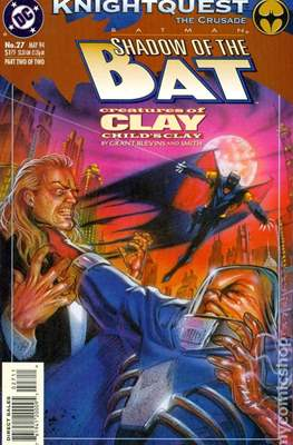 Batman: Shadow of the Bat (Comic book) #27