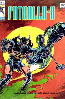 Patrulla-X Vol. 3 (1976-1980) (Rústica 40 pp) #21