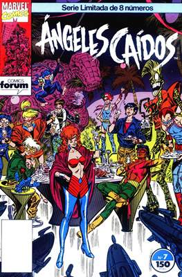 Ángeles Caídos Vol. 1 (1991) (Grapa 24 pp) #7