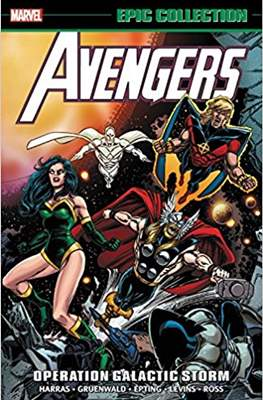 Avengers Epic Collection (Softcover) #22