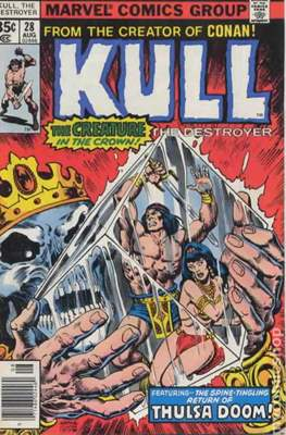 Kull the Conqueror / Kull the Destroyer (1971-1978) (comic-book) #28