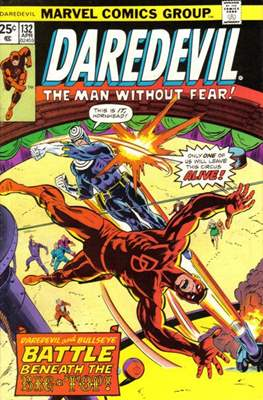 Daredevil Vol. 1 (1964-1998) (Comic Book) #132
