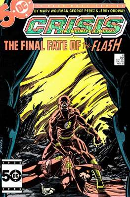 Crisis on Infinite Earths (Comic Book) #8