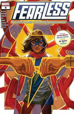 Fearless (2019-) (Comic Book) #4