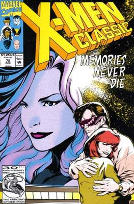 Classic X-Men / X-Men Classic (Comic Book) #78