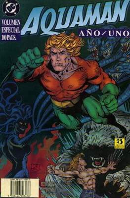 Aquaman (Rústica 96-112 pp) #1