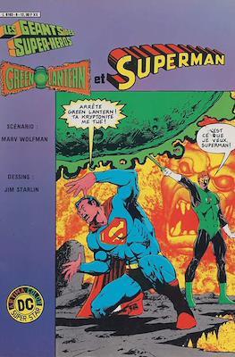 Les Géants des Super-Héros (Broché. 64 pp) #8