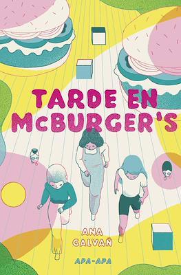 Tarde en McBurgers (Cartoné 64 pp) #