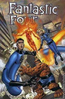 Fantastic Four By Mark Waid (Hardcover 368-264 pp) #3