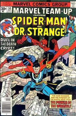 Marvel Team-Up Vol. 1 (Comic-Book) #50