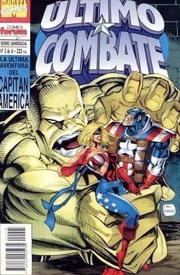 Capitán América: Último combate (1995) (Grapa 48 pp) #5