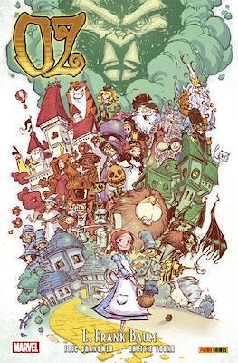 Oz. Clásicos Ilustrados Marvel #1