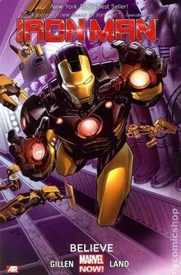 Iron Man (Vol. 5 2012-2014) (Softcover 136 pp) #1