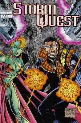 Storm Quest (Grapa 32 pp) #4
