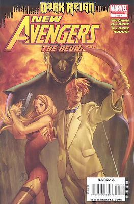 New Avengers: The Reunion (2009) (Comic-Book) #3