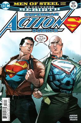 Action Comics Vol. 1 (1938-2011; 2016-) (Comic Book) #967