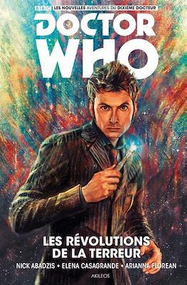 Doctor Who. Les nouvelles aventures du dixième docteur (Cartonné. 128 pp) #1