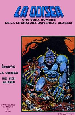 Colección Mundi Comics Clásicos (Grapa) #6