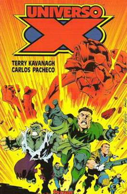 Universo-X (1996). La Era de Apocalipsis